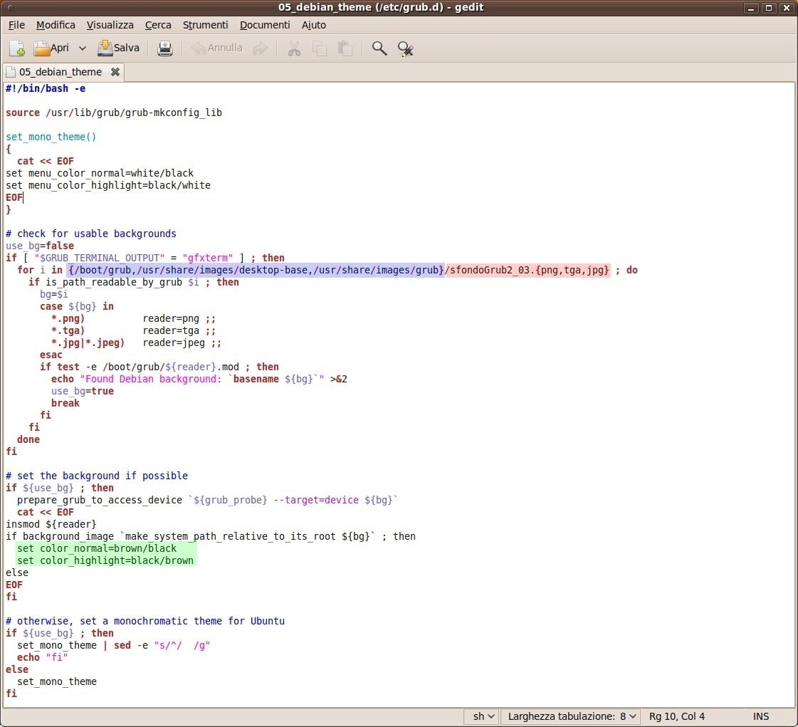 Grub 2 e il multiboot con Windows XP – Vista – 7