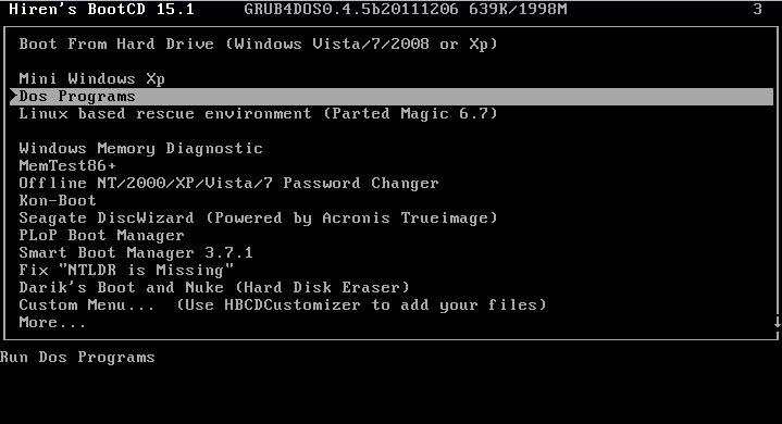 Unknown filesystem grub rescue