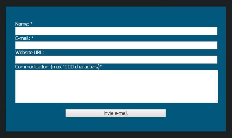 Download modulo contatti AJAX-PHP