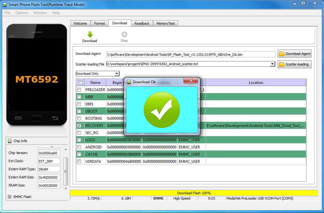 Majestic IPNO 29 – Custom Recovery e Root