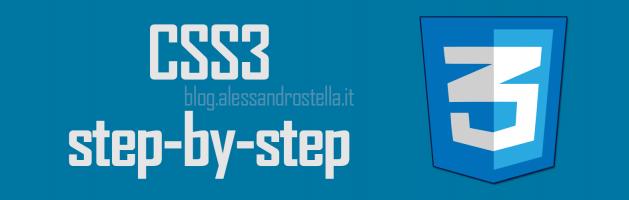 CSS3: color e opacity