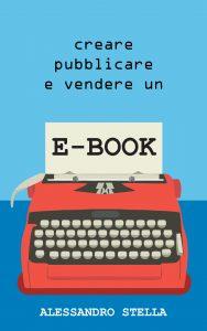 creare pubblicare vendere e-book copertina