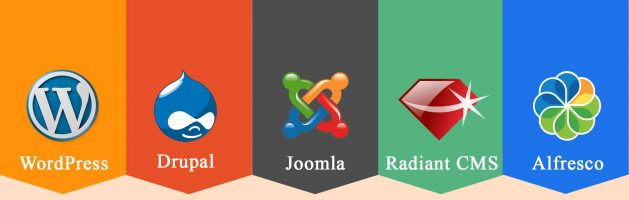 I CMS come WordPress, Joomla! Drupal e l'ignoranza tecnica dilagante