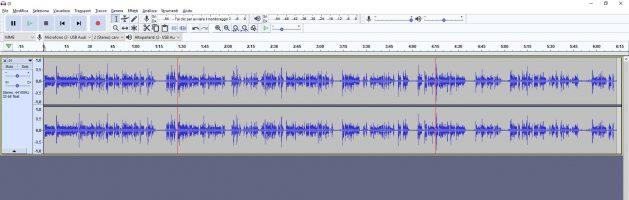 Rimuovere il fruscio di sottofondo nelle registrazioni audio e video
